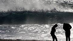 Temperaturas en aumento en gran parte del país