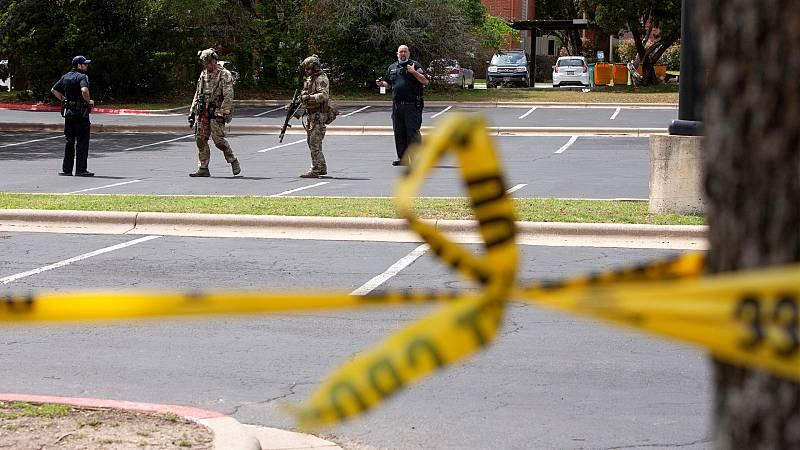 Otro nuevo tiroteo en la ciudad estadounidense de Austin deja al menos tres muertos
