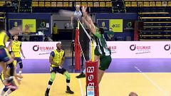 Voleibol - Superliga masculina. Play Off Final 2º partido: CV Guaguas - Unicaja Costa de Almería