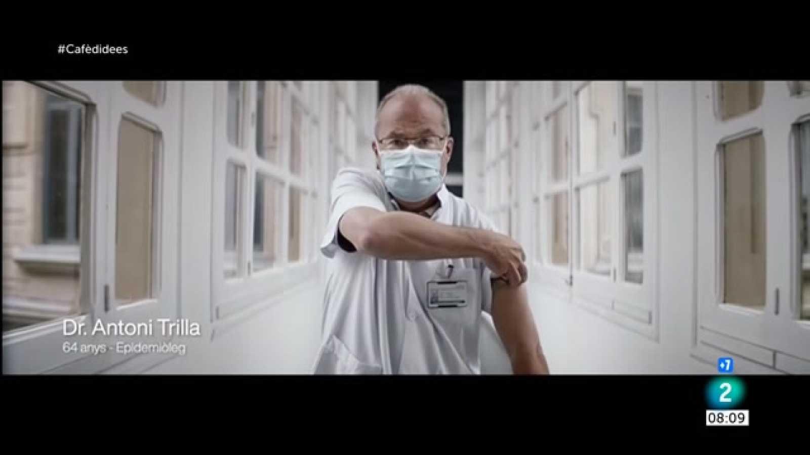 La Generalitat engega la campanya de conscienciació sobre la vacunació