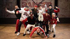 The Dancer - Alegato y actuación de Street Squad