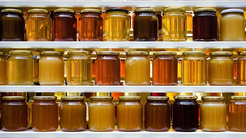 Tipos de mieles