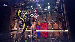 The Dancer - Rafa Méndez baila con Moha