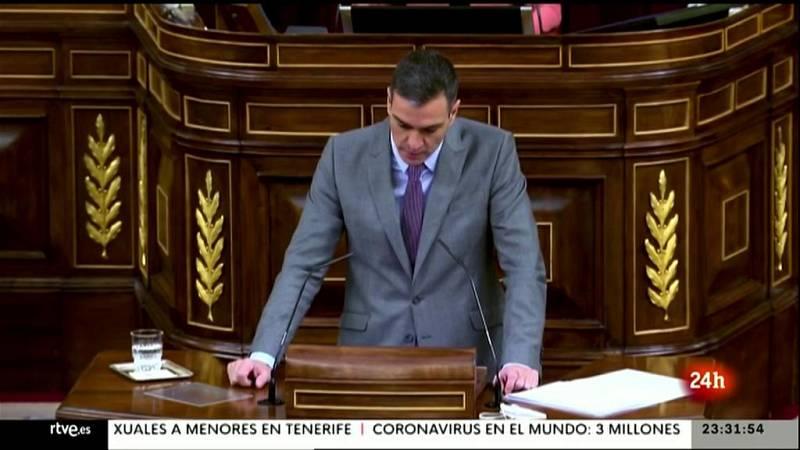 Parlamento - El foco parlamentario - 9 de mayo: fin del estado de alarma - 17/04/2021