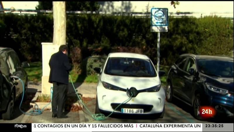 Parlamento - El reportaje - Movilidad sostenible: vehículos eléctricos - 17/04/2021