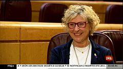 Parlamento - La entrevista - Mirella Cortés, portavoz de ERC en el Senado - 17/04/021