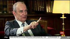 Parlamento - Conoce el Parlamento - Recuerdo a Landelino Lavilla - 17/04/2021