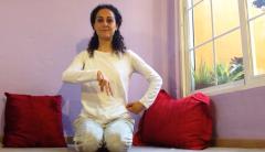 En Lengua de Signos - Yoga signado para personas sordas