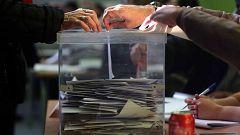 La ley electoral marca los tiempos de información en campaña