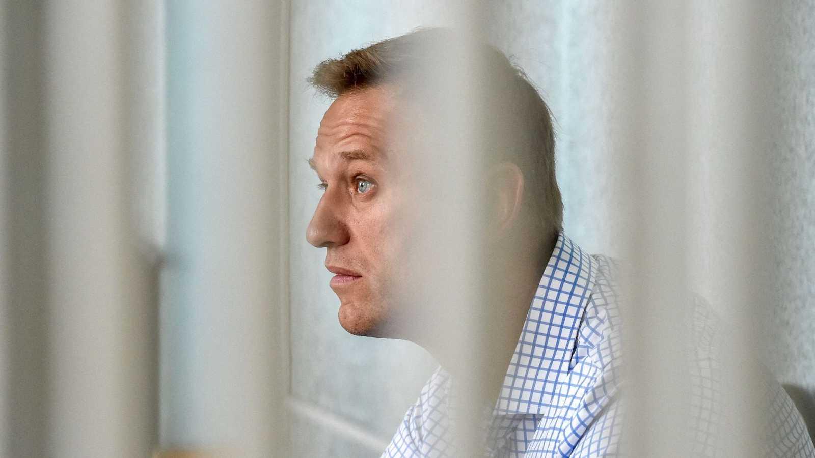La salud de Navalny vuelve a tensar las relaciones entre el Kremlin y la comunidad internacional