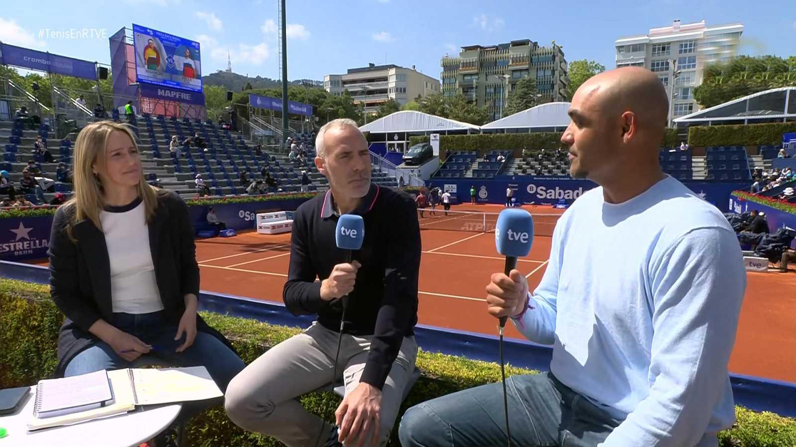 Programa Tenis Trofeo Conde de Godó - 19/04/21 - ver ahora