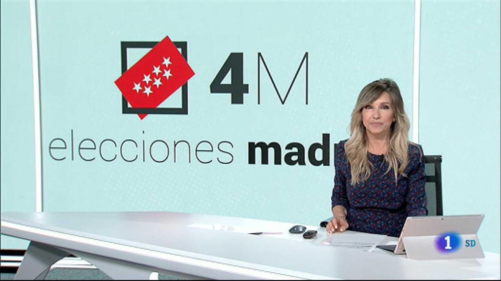 Informativo de Madrid - 19/04/2021 - ver ahora