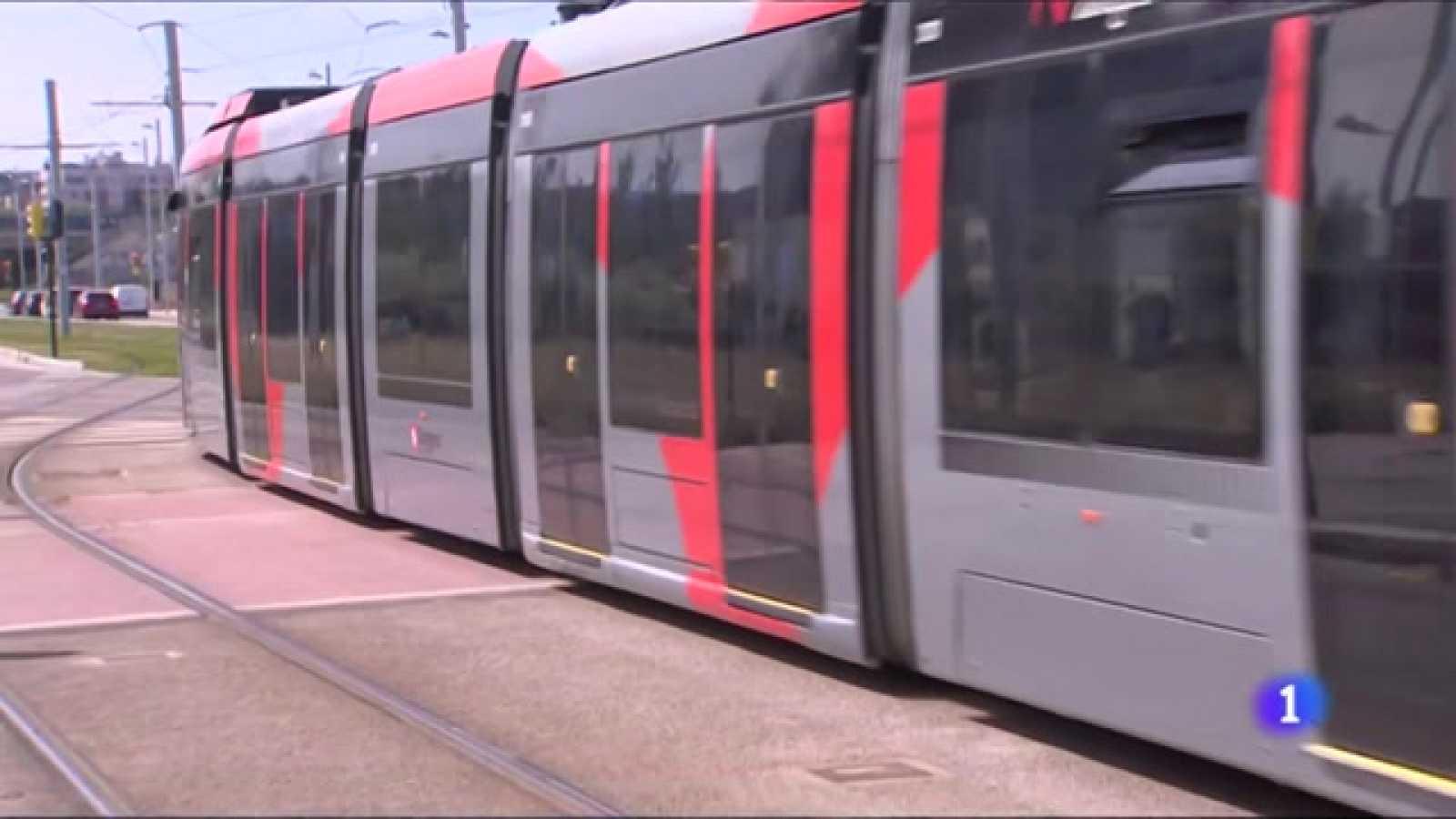 Décimo aniversario del tranvía de Zaragoza
