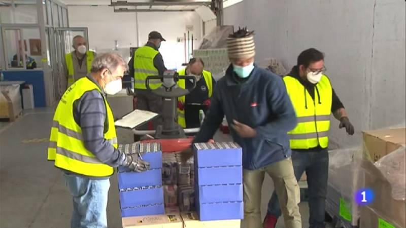 El Banc dels Aliments enceta una nova campanya per la pandèmia