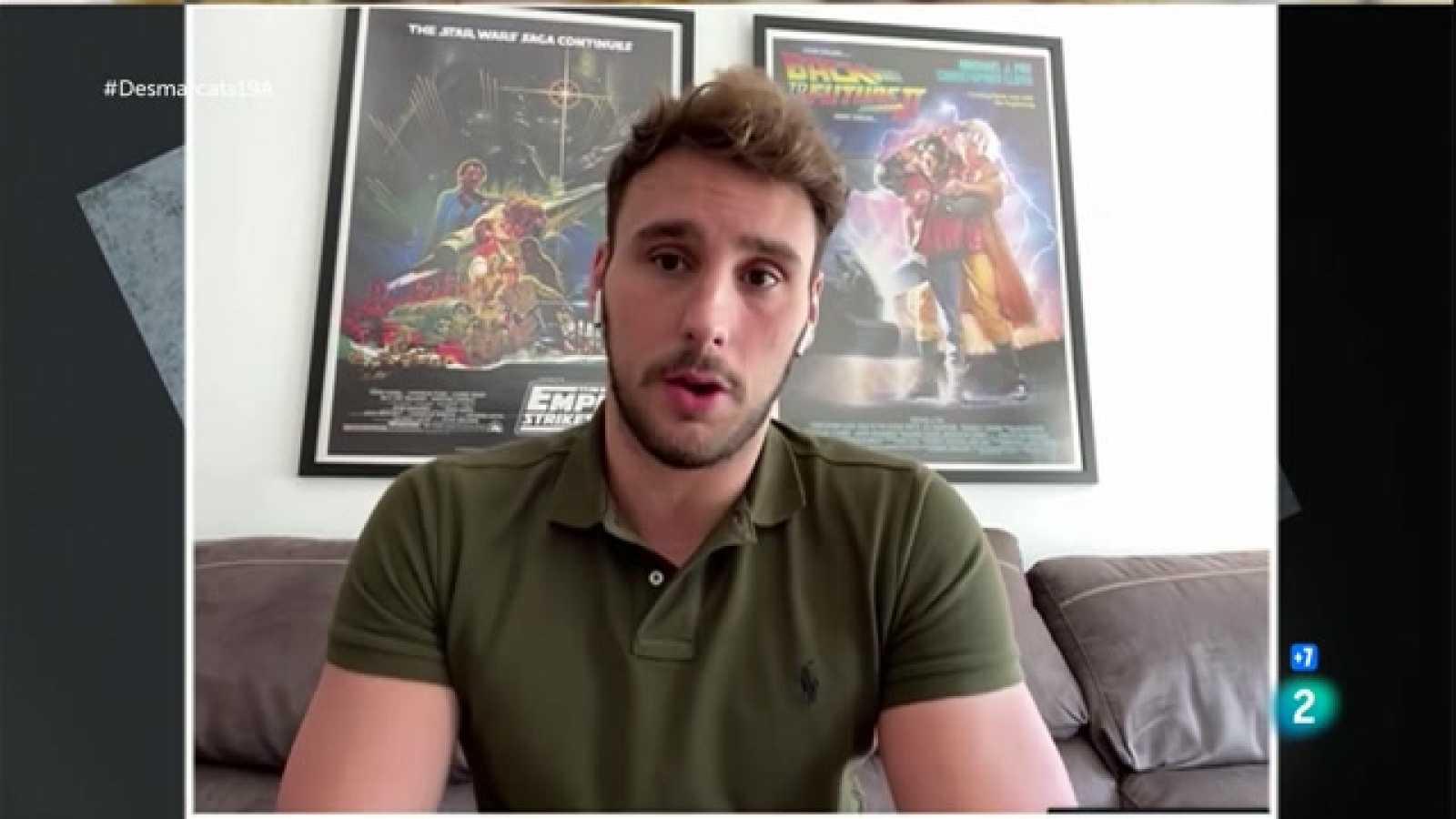 Desmarcats. Entrevista a Víctor Gutiérrez, jugador de waterpolo