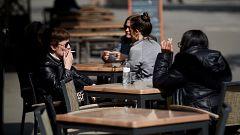 """Los contactos en Semana Santa no han tenido """"un efecto excesivo"""" en la incidencia, según Simón"""