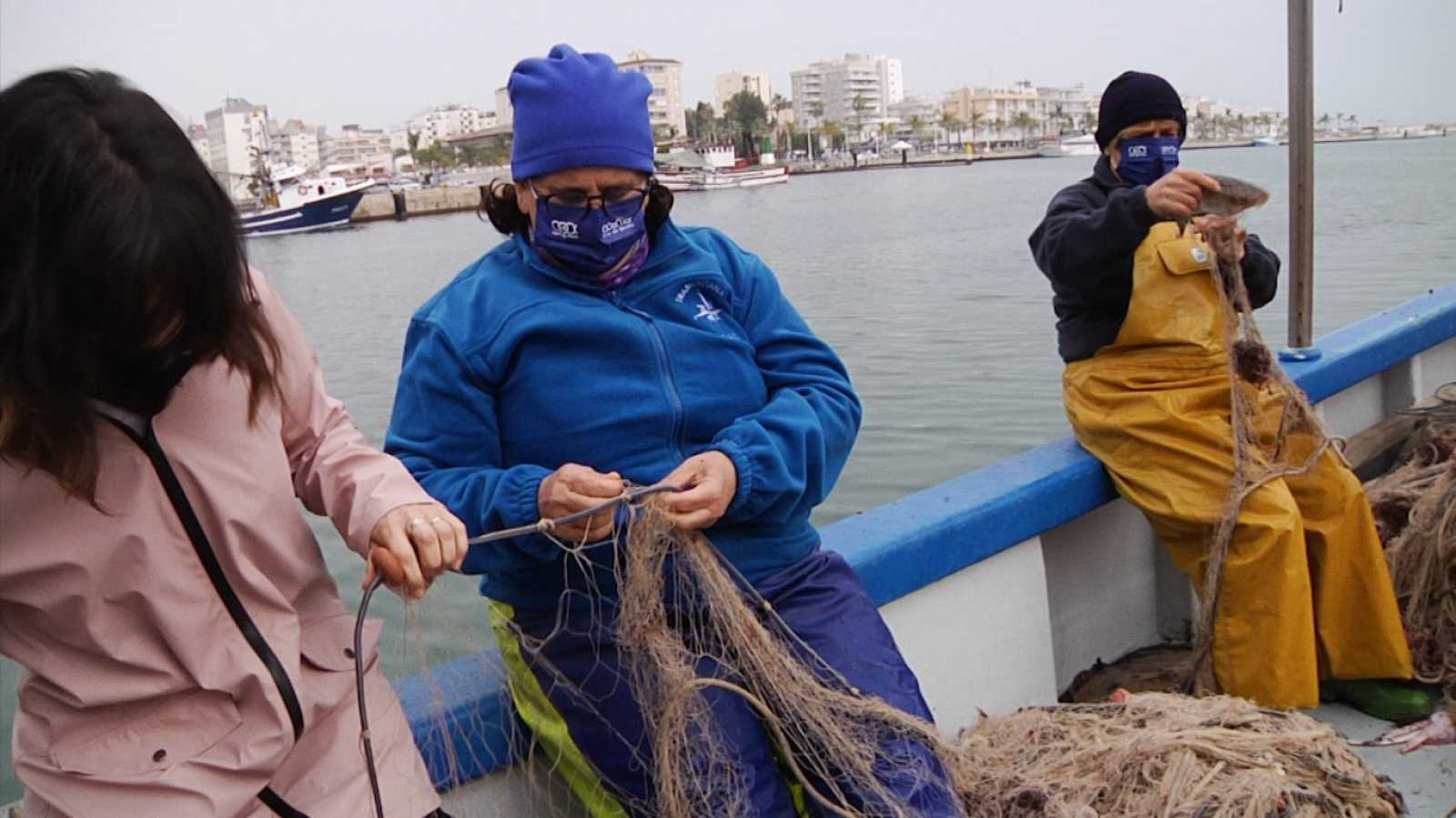 Aquí la Tierra - La herencia de las pescadoras de Valencia