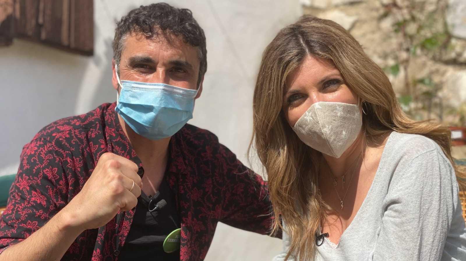 Aquí la Tierra - Visitamos el campo de cerezas de Málaga con Canco Rodríguez