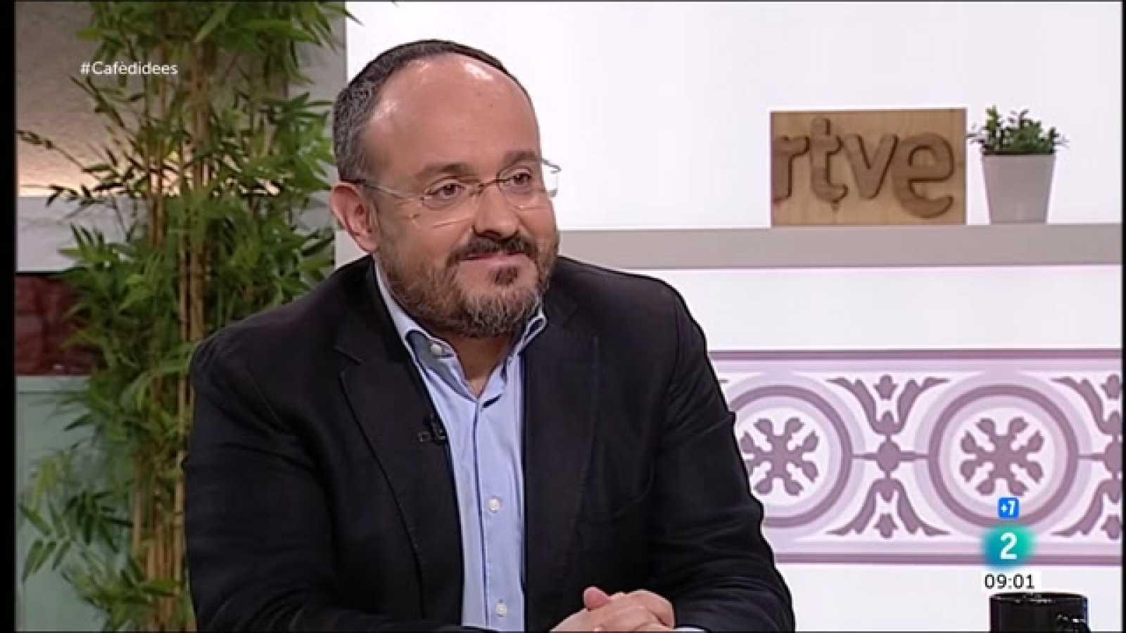 """Alejandro Fernández: """"Junts vol esperar els resultats de Madrid"""""""