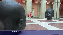 Obras de Antonio López en la sede de la presidencia de la Comunidad de Madrid