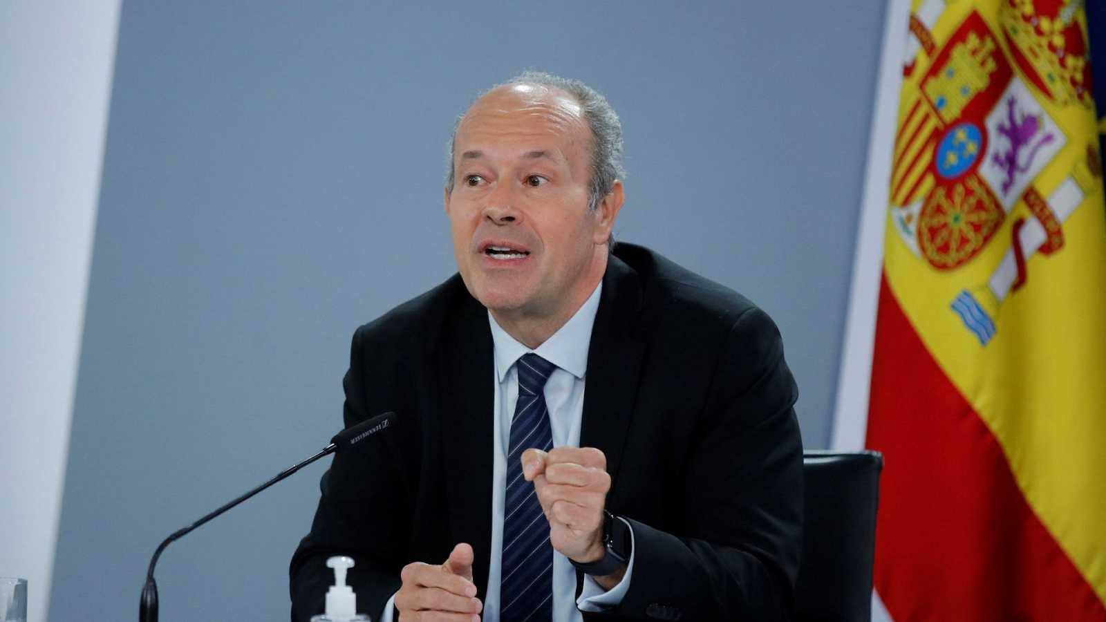 El Gobierno retira la reforma del sistema de mayorías para la elección del CGPJ