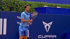 Tenis - ATP 500 Trofeo Conde de Godó. 1º partido: A. Ramos-Vinolas - H. Rune