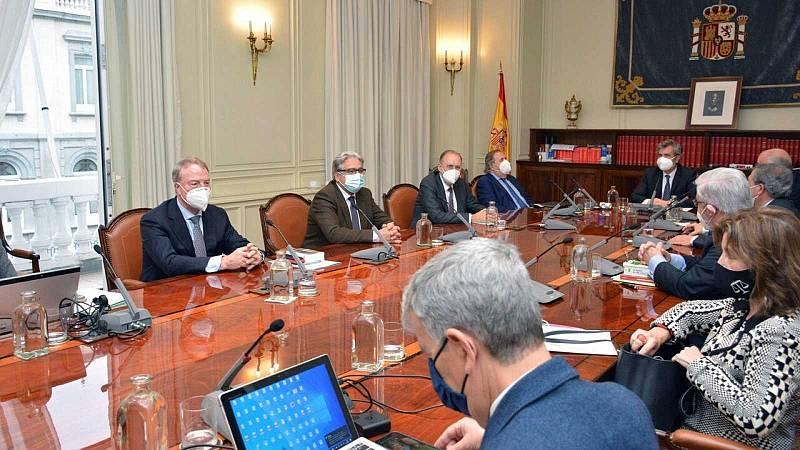 El Gobierno retira la reforma que rebajaba la mayoría para renovar el Poder Judicial