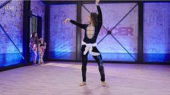 The Dancer: el challenge - Actuación de Moha