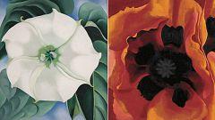 Georgia O'Keeffe, la pintora natural