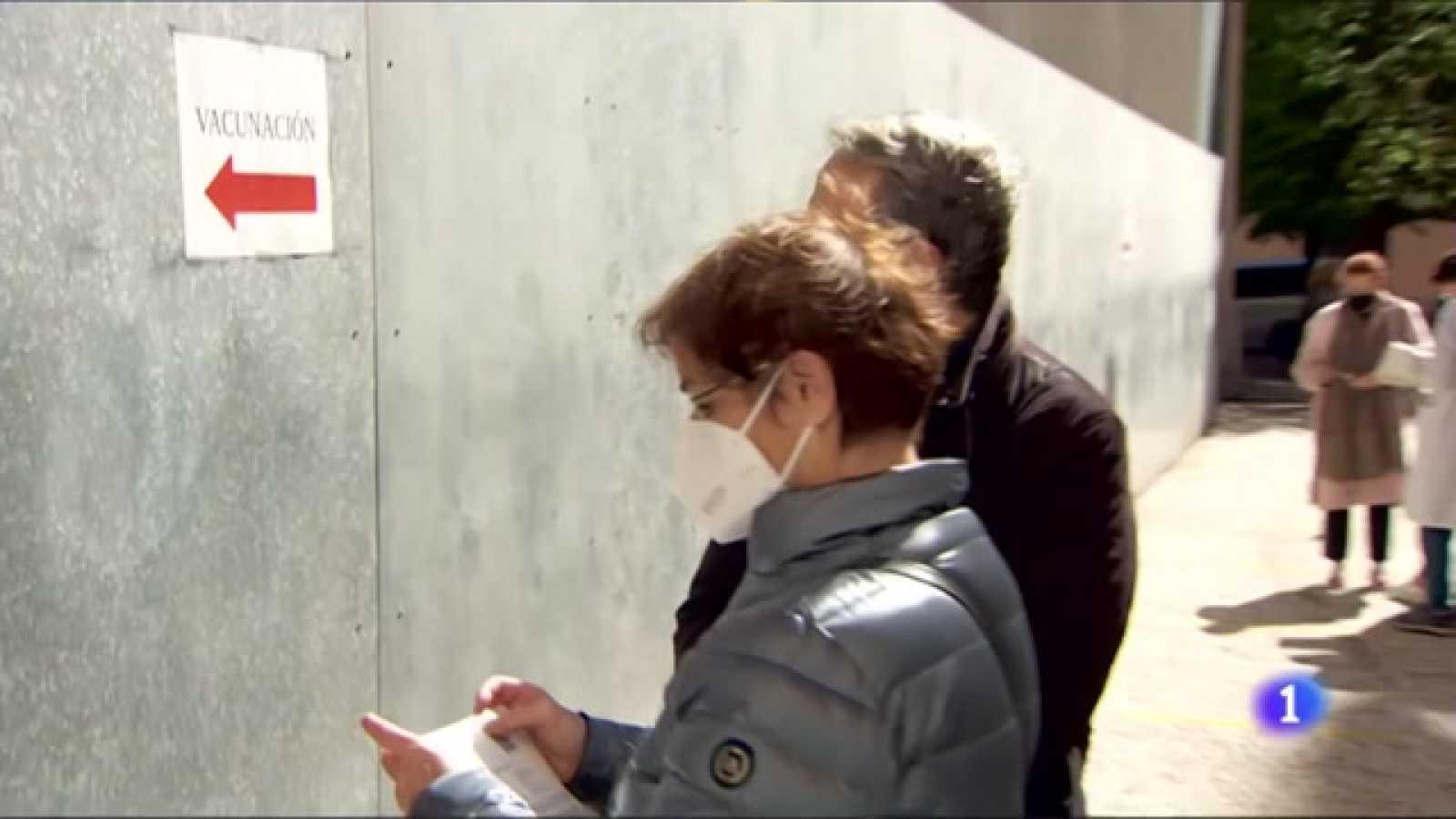 Cancelación y bloqueos en la agendas de vacunación en Aragón