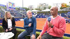 Programa Tenis Trofeo Conde de Godó - 19/04/21
