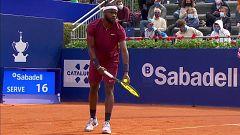 Tenis - ATP 500 Trofeo Conde de Godó. 3º partido: C. Alcaraz - F. Tiafoe