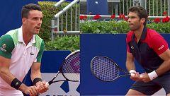 Tenis - ATP 500 Trofeo Conde de Godó. 4º partido: R. Bautista Agut - P. Andújar