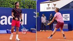 Tenis - ATP 500 Trofeo Conde de Godó. 2º partido: F. López - L. Musetti