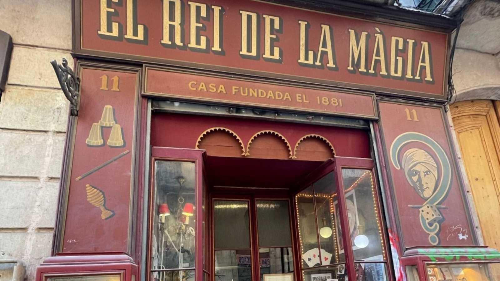España Directo - Un viaje hacia la magia del S. XIX de Barcelona