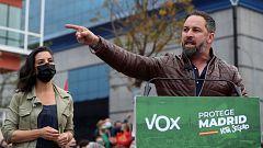Críticas de todos los partidos a Vox por un cartel sobre menores migrantes que será investigado por la Fiscalía