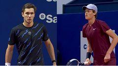 Tenis - ATP 500 Trofeo Conde de Godó. 5º partido: Egor Gerasimov - Jannik Sinner