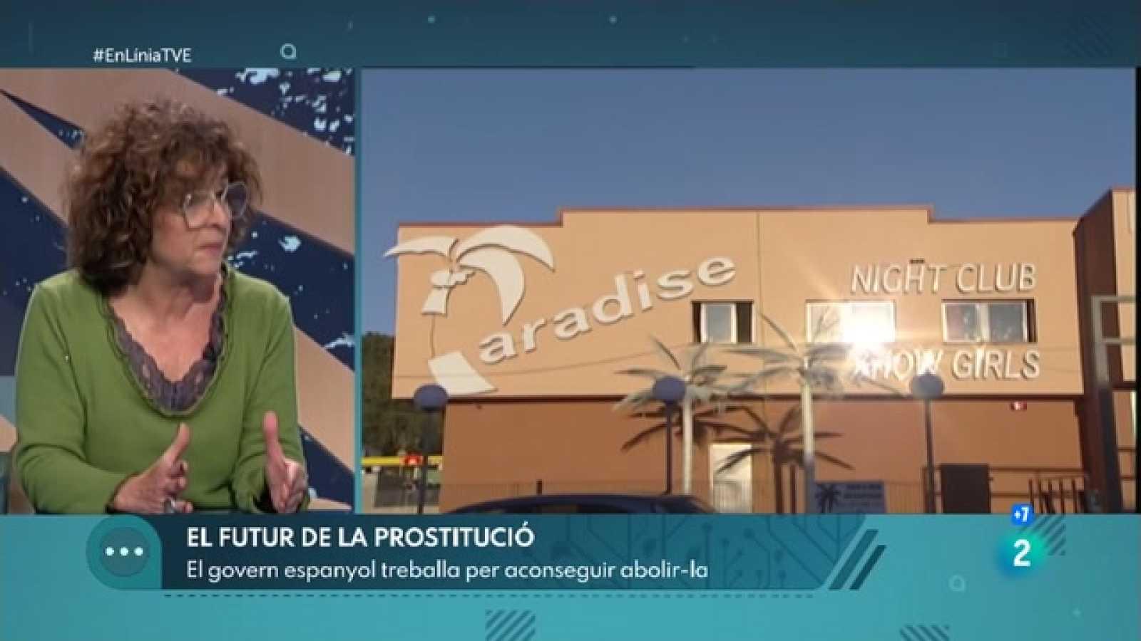 A En Línia parlem de la prostitució a Espanya