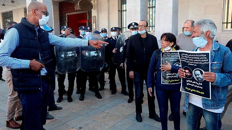 Varios periodistas marroquíes están en prisión por abordar temas sensibles para las instituciones