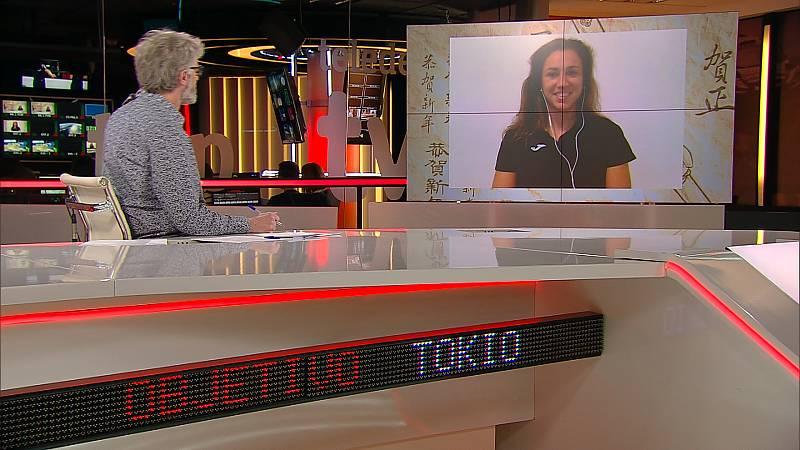 Objetivo Tokio - Programa 152: Sara Sorribes - ver ahora
