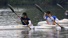 Francisco Cubelos e Iñigo Peña, logran plaza para Tokio en el K2 1.000