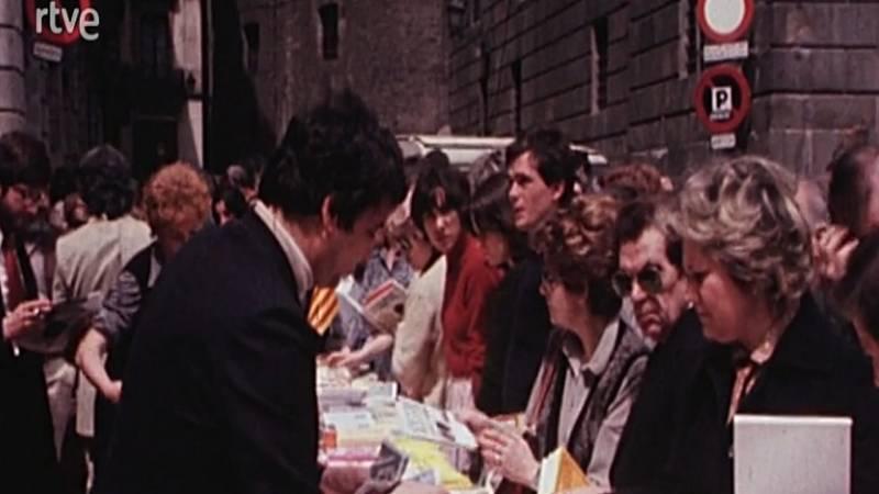 Arxiu TVE Catalunya - D'un temps, d'un país - La Diada de Sant Jordi 1979
