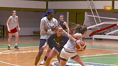 "Mujer y Deporte - Baloncesto ""Club Polideportivo Miralvalle"""