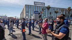 Airbus mantiene su fábrica de Puerto Real