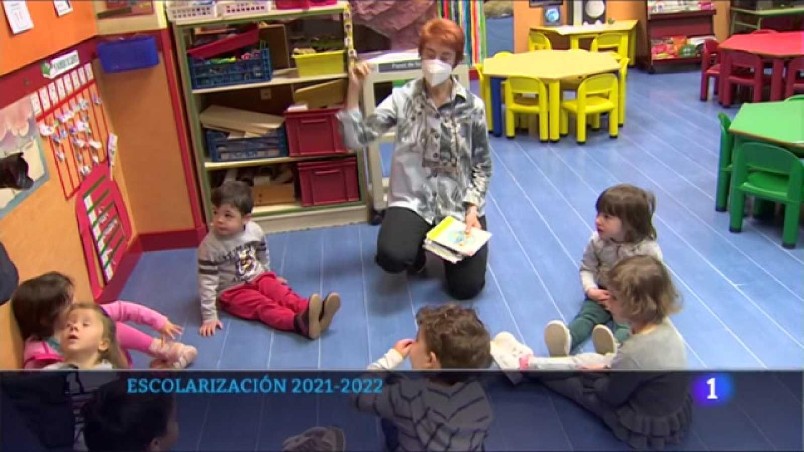 El plazo de escolarización en Aragón es telemático y acaba el 27 de abril
