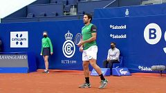 Tenis - ATP 500 Trofeo Conde de Godó. 1º partido: F. Gaio - A. Rublev