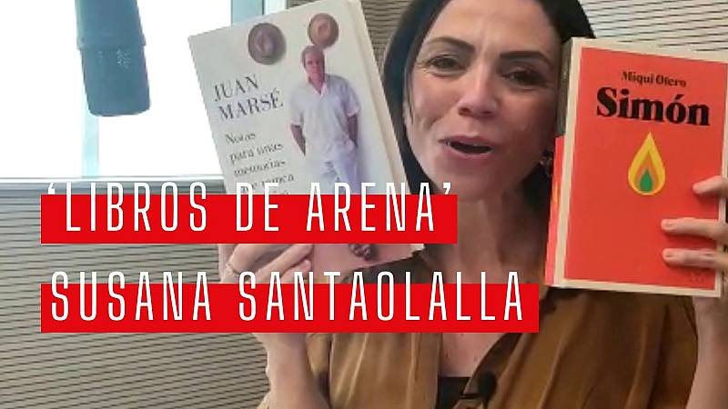 Libros de arena - Día del libro: las recomendaciones de Susana Santaolalla - Ver ahora