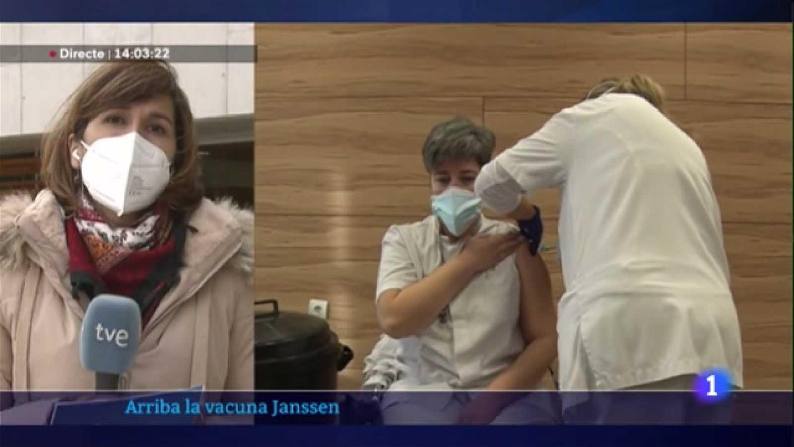El grup d'edat d'entre 70 i 79 anys seran els beneficiaris de Janssen