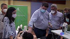 Andalucía quiere ser pionera en el diagnóstico de COVID-19 por ecografía