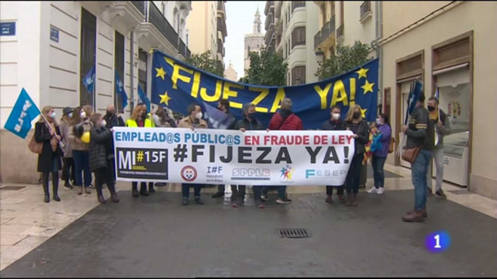 L'Informatiu Comunitat Valenciana 1 - 21/04/21 ver ahora